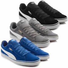 Zapatillas deportivas de hombre PUMA color principal azul de ante