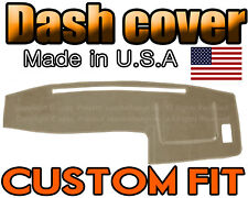 fits 1998-2004 TOYOTA TACOMA  DASH COVER MAT DASHBOARD PAD /  BEIGE