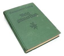 1936 Mein grünes Buch, Hermann Löns, Das klassische Löns-Werk