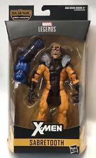"marvel legends x-men Sabretooth 6""action Figure New in Stock"