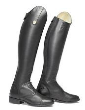 Mountain Horse Supreme High Rider Black Long Leather Riding Boots size 41 NEW