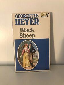 Black Sheep - Georgette Heyer - Pan 1st 1966