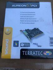 Carte Son Terrantes  Aureon 5.1 PCI  , Jamais Déballé.
