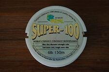 Platypus Super-100 6lb 150m Monofilament