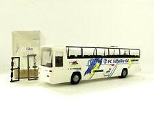 Rietze 40 213 Bus MB O 303 15 RHD FC Schalke 04 Kärcher Fußball Bundesliga 1:87