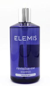 Elemis Revitalise-Me Shampoo 300ml NEW No Pump Top Scuffed