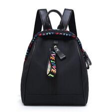 Women Waterproof Anti-Theft Backpack Rucksack Satchel Travel School Shoulder Bag