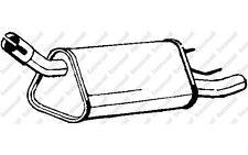 BOSAL Silencioso posterior OPEL CORSA VAUXHALL 185-339