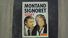 Livre Euro Cinéma n°42 - Spécial Montand / Signoret Story  - Mars 1978