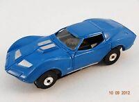 Vintage Original Aurora T-Jet Mako Shark #1380 Ho Slot Car Excellent Condition!