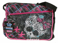 Monster High Messenger Bag Cleo de Nile Deuce Gorgon Girl Bag NEW