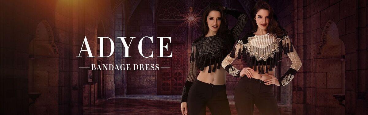 Adyce Bandage Dress