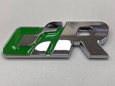 For VW Badge R Line Chrome / Green T5 Transporter T6 GOLF R32 R36 GTI MK4 MK5