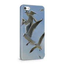 Hermoso De Volar gaviotas 3D iPhone 5 5s 6 6s 7 8 X caso XS a195g