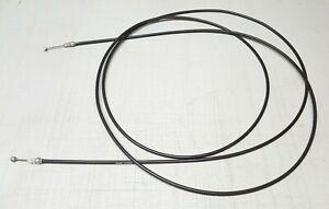 OEM Isuzu Impulse Fuel Filler Door Open Cable 8944679440 *NEW*