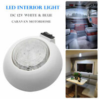 Interior LED Spot Light For VW Caravan Camper Motorhome Boat White&Blue Light