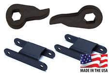 """1983-2004 S10 S15 Jimmy Blazer 3""""-2"""" Lift Kit Leveling Shackle Adj Torsion Key"""