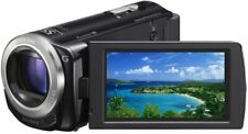"""Sony HDR-CX260V 16GB Handycam with 72"""" Tripoid- High Definition -Great condition"""