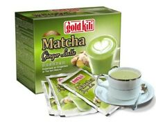 "Instant Matcha Ginger Latte MADE "" Natural Ginger & High Quality Matcha Powder """