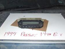 VOLKSWAGEN PASSAT B5 Riscaldatore Pannello di Controllo Climatico