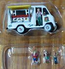 "Woodland Scenics N #5338 Ike's Ice Cream Truck (""AutoScenes"") 1:160 Scale"