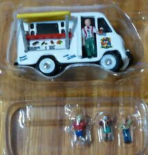 "Woodland Scenics N #5338 Ike's Ice Cream Truck (""AutoScenes"") 1:160 Scale"