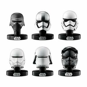 BANDAI Awakening of the helmet replica collection Star Wars Force 8 piece JAPAN