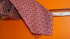 HERMES silk tie classic,   NEW  with box