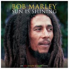 "Bob Marley : Sun Is Shining VINYL 12"" Album Coloured Vinyl 3 discs (2016)"
