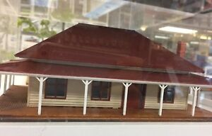 Davals Designs - Australian Homestead Building Kit - HO Scale