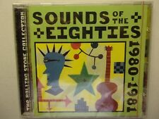 Sounds of the Eighties  1980-1981 The Rolling Stone Collection  New CD sealed