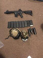 Custom Built Airsoft M4 Full metal Aps Mini Patriot