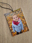 Personalised In Car Air Freshener Custom Printed Photo Christmas Gift