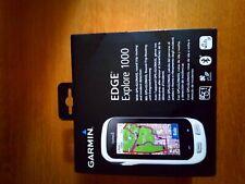 GPS Garmin EDGE Explore 1000 avec housse pour vélo .Comme neuf .