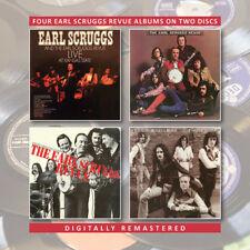Earl Scruggs - Live At Kansas State / Earl Scruggs Revue / Rockin Cross The Coun