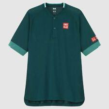 Uniqlo Roger Federer Doha tennis Polo Shirt 2021 Japan size L= Us size M Rf