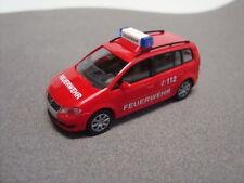 Wiking 1:87 H0 Feuerwehr VW Touran GP  06012033 NEU in OVP