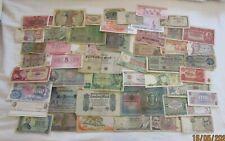 Eiamaya GELDSCHEINE Banknoten WELT 50 Stück gebraucht Lot 17052020