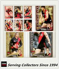 2008 AFL Herald Sun Trading Cards Best & Fairest 2007 Card Bf12 Richardson