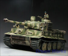 Award Winner Built Dragon 1/35 Tiger I Early Production +Resin Figure +PE