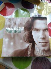 NICK DRAKE Pink Moon CD album Eur 2000 Island  (Disc MINT)