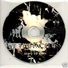 (377V) We The Faceless, Isle of Dogs - DJ CD