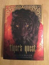 Tiger's Quest Colleen Houck - SIGNED & Official Embossed Seal + Pic