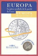 EUROPA  : PIECE DE 1 EURO  ANNEE 1999 NEUF RARE