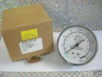STINGER BACHARACH RECOVERY UNIT LOW-SIDE GAUGE