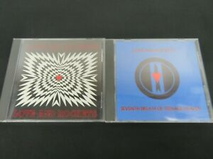 Love And Rockets - Seventh Dream Of Teenage Heaven LOT OF 2 CD's