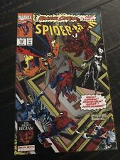 Spider-Man (1990) #35 Maximum Carnage Part 4!Venom. Key Collectible 🔥🔥