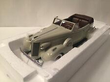 1/18 1937 Buick Roadmaster 80 C Four door grey BOS Models BOS318