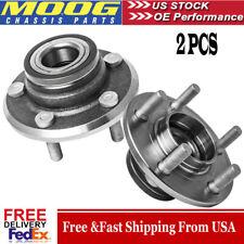 Moog OE# 513224 Wheel Hub & Bearing Assembly Pair Fits Chrysler Dodge Each