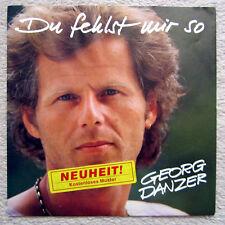 Single / GEORG DANZER / AUSTRIA / RARITÄT / MUSTER AUFLAGE / PROMO / RARITÄT /